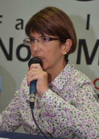 Professora Ana Carolina Galvão Marsiglia