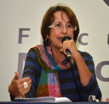 Professora Maria Beatriz Lima Herkenhoff